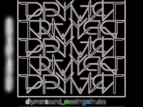 Drymansound - Meeting Minutes 2LP // Collaboration CD Snippets (A51)