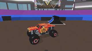 Roblox Monster Jam Commentary #267 (Billy Boy)
