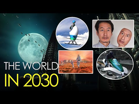 The World in 2030 ! Top 10 Future Technology that will happen before 2030! ലോകം വേറെ ലെവെലാകും