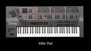 Roland JD 800 Custom Sounds