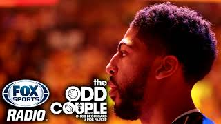 Rob Parker - Pelicans Should NOT Deal Anthony Davis to the Lakers!