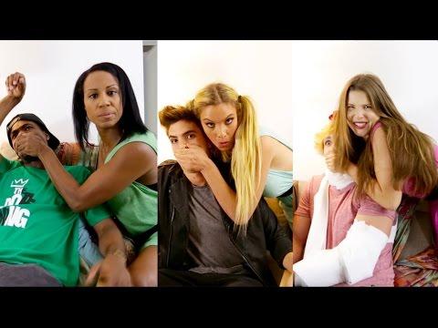 The Powerpuff Girls Go On Dates | Lele Pons