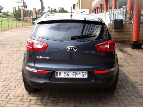 2012 KIA SPORTAGE 2.0 A/T Auto For Sale On Auto Trader South Africa