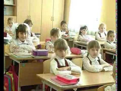 Школе №3 - 55 лет