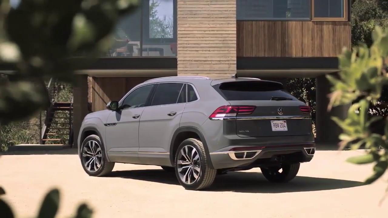 VW Atlas Cross Sport 2020 Teaser