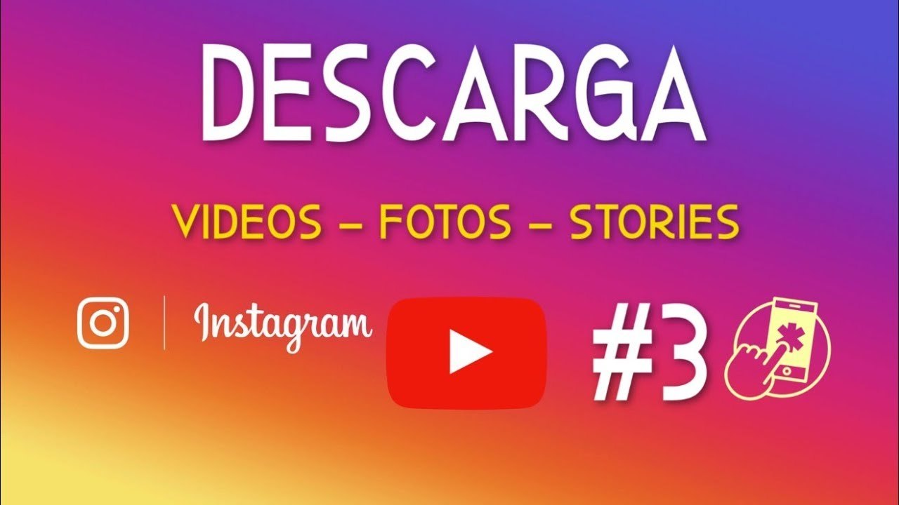 descargar fotos de instagram sin copiar enlace