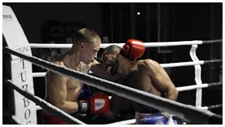 Мураз Алоев vs. Павел Тихоненко | кровавый бой | BCFC1 | бокс