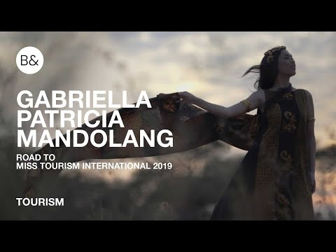 Road To Miss Tourism International 2019, Gabriella Patricia Mandolang.