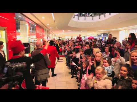 Hamleys Lakeside Opening