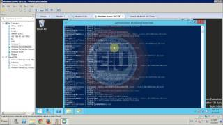 Tạo user hàng loạt PowerShell và csv Windows Server 2012