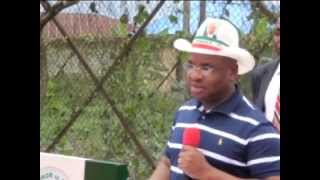 Akwa Ibom State Governor Promises To Check-Mate Flood In The State