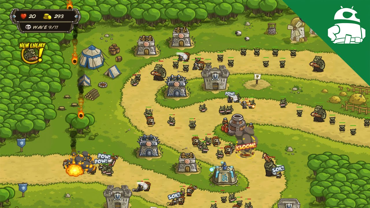 Tower Defense Browsergames