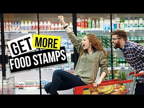 How To Get More Food Stamps Every Month