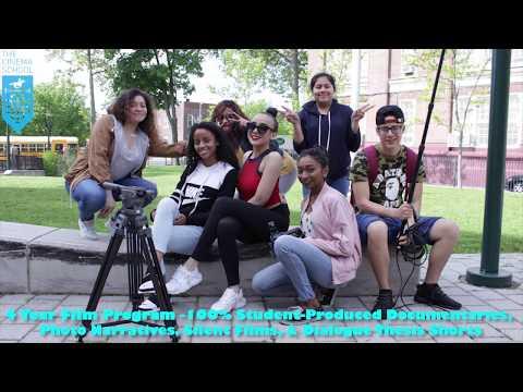 The Cinema School Film Program Promo Video 7/2018