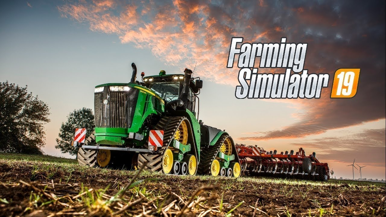 Farming Simulator 2019 Game 2018