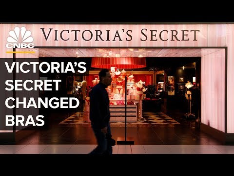 The Rise And Fall Of Victoria's Secret