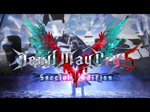 DEVIL MAY CRY SPECIAL EDITION – Announcement Trailer