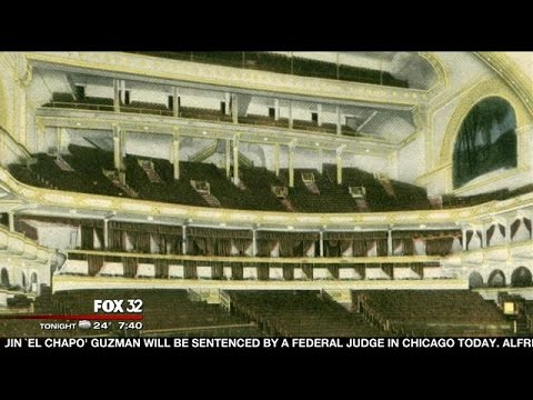 Auditorium Theatre to celebrate 125th birthday