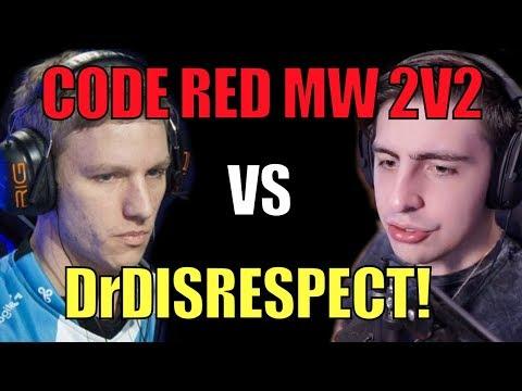 SHROUD + Ska ▪ Vs Formal & Doc 【Code Red 2v2 COD MW Tournament】