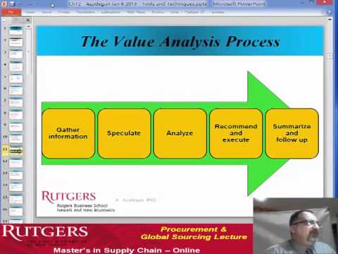 Value engineering ch10 youtube for Value engineered