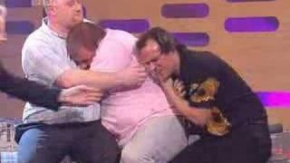 BBC Two - The Graham Norton Show - Hypnotism