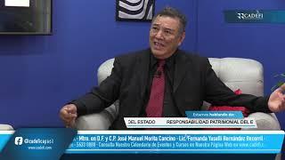"""Cadefi   Charla Fiscal entre Amigos """"Responsabilidad patrimonial del Estado""""   19 de mayo"""