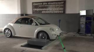 Chip-Tuning VW  Beetle Cabrio  Leistungsteigerung 205 PS 300 NM in Berlin Brandenburg