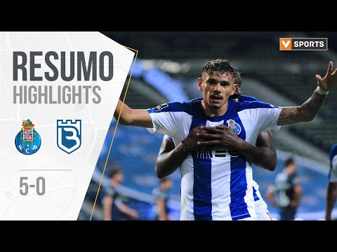FC Porto Belenenses Goals And Highlights