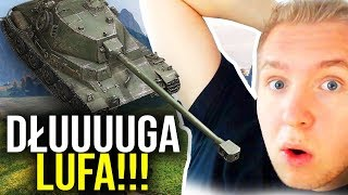 DŁUUUUGA LUFA - World of Tanks