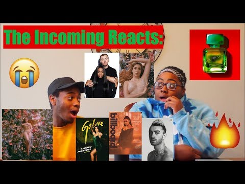 MORE THAN THAT - LAUREN JAUREGUI & DANCING WITH A STRANGER - SAM SMITH & NORMANI | REACTION Mp3