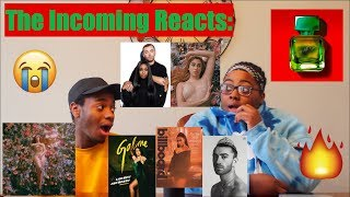 MORE THAN THAT - LAUREN JAUREGUI & DANCING WITH A STRANGER - SAM SMITH & NORMANI | REACTION
