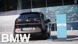 How to charge y๐ur BMW at a public charging point – BMW How-To
