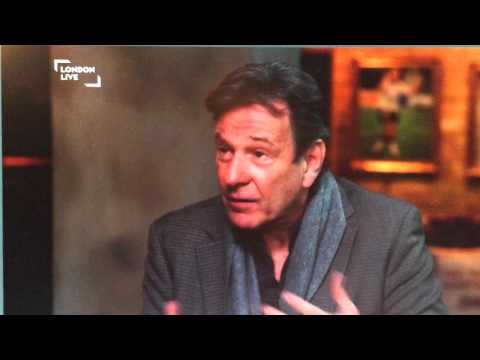 Michael Brandon with Imogen Stubbs about The Long Road South