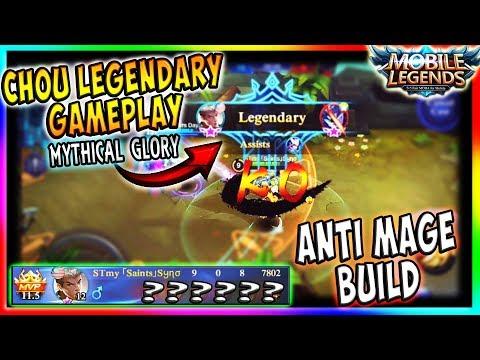 mobile legends how to get legendary