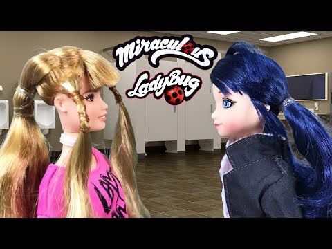 Miraculous Ladybug ?Épisode 1 ?Marinette vs Lila ? Poupées Barbie thumbnail