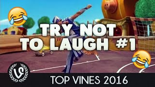 Try Not to Laugh #1 (Vine Compilation) | BEST VINES 2016