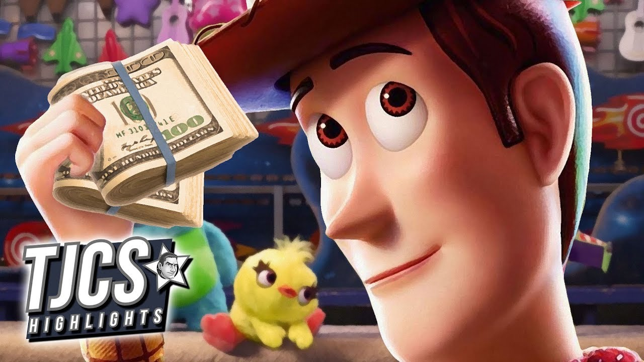 Toy Story 4 Now Being Projected For 200 Million Opening