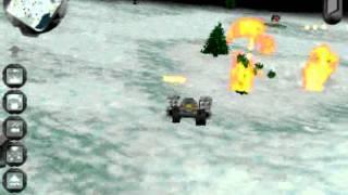 Swiv 3D - Ice Station Zero - Part 1 [Playthrough]