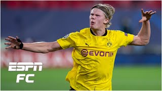 Sevilla vs. Borussia Dortmund: Erling Haaland plays with 'hunger and desperation' | ESPN FC
