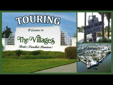 Tour The Villages With Ira Miller
