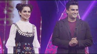 Madhavan promote Tanu Weds Manu Returns on Masterchef India 4