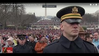 LIES About Trump's Inauguration Crowds (PROOF)