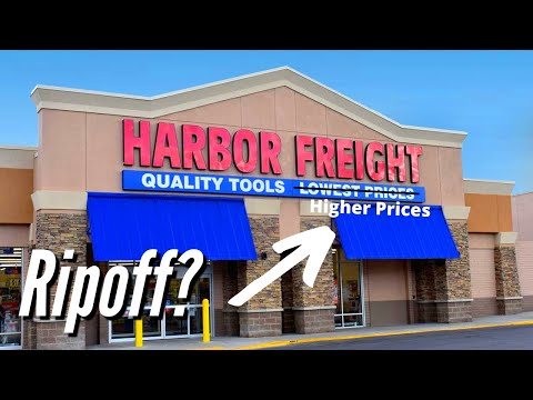 Unpopular Opinion: Harbor Freight is turning into a ripoff...