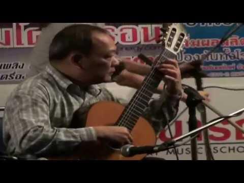 Cavatina by John Williams - Classical guitar masterclass by Kiratinant Sodprasert