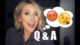 Marriage Advice! Dealing with Haters! Daily Vlogging?! | Q&A Part 2 | Summer Whitfield