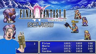 Final Fantasy II Review (PSP)