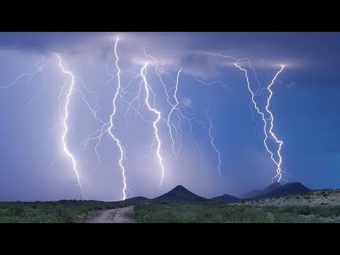 How to Photograph Lightning - Tutorial & Pro Tips 4K