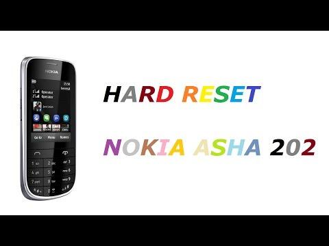 (Dica) Reset - Nokia Asha 202