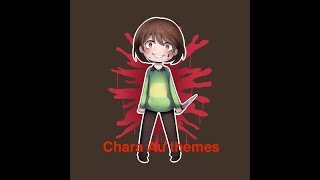 This video is about alternet universes of chara from a game and thi...
