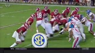 2015 #15 Ole Miss vs. #2 Alabama (HD)